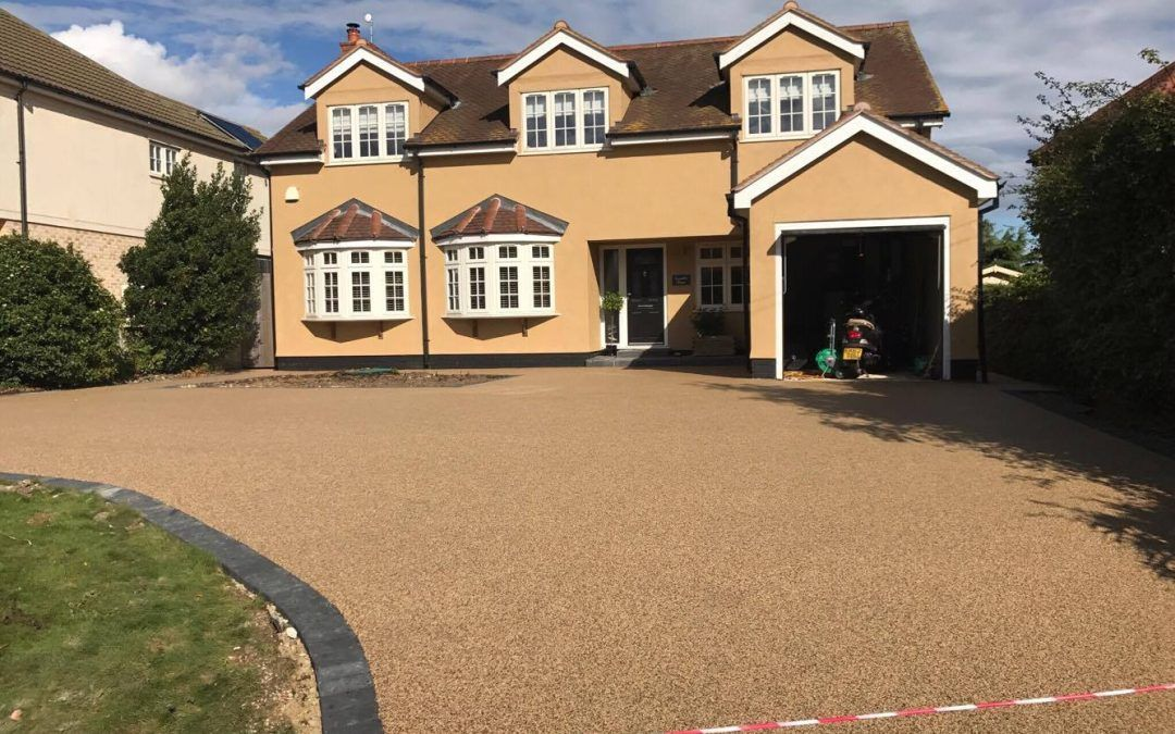 5 Reasons to get a Permeable Resin Driveway