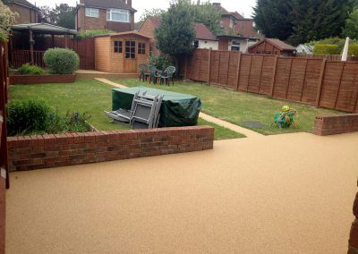 After Resin Patio