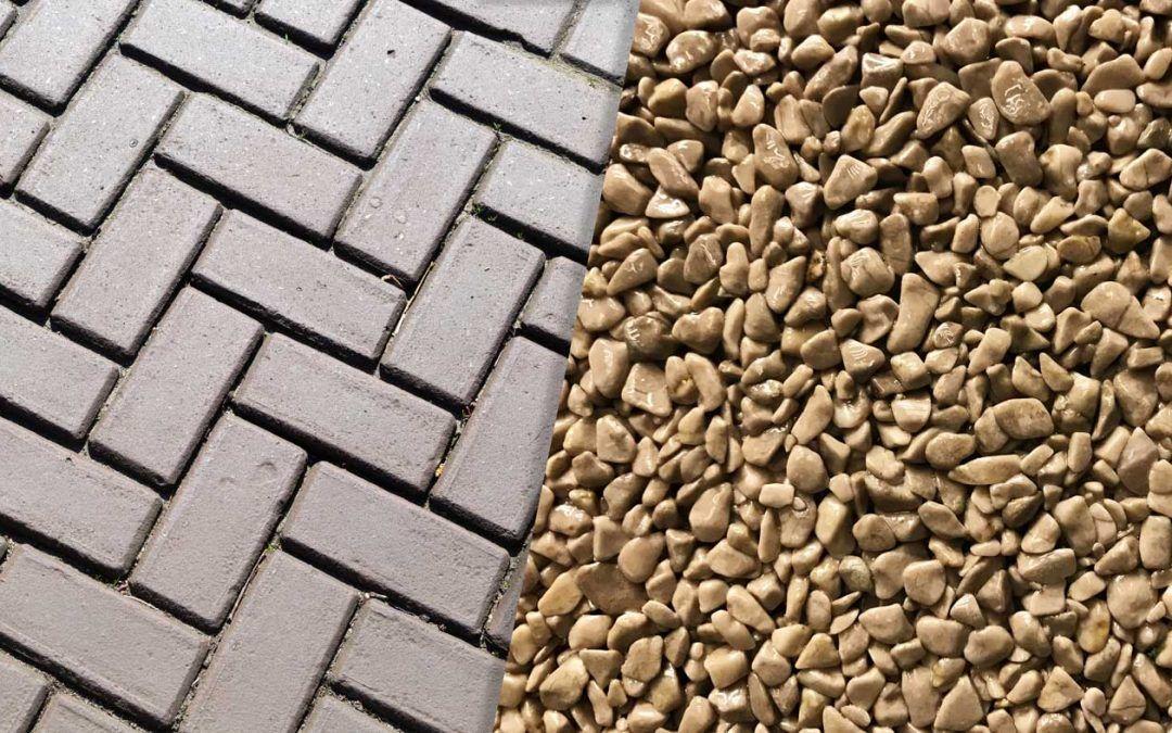 Resin Driveways vs Block Paving