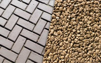 Resin Driveways vs Block Paving