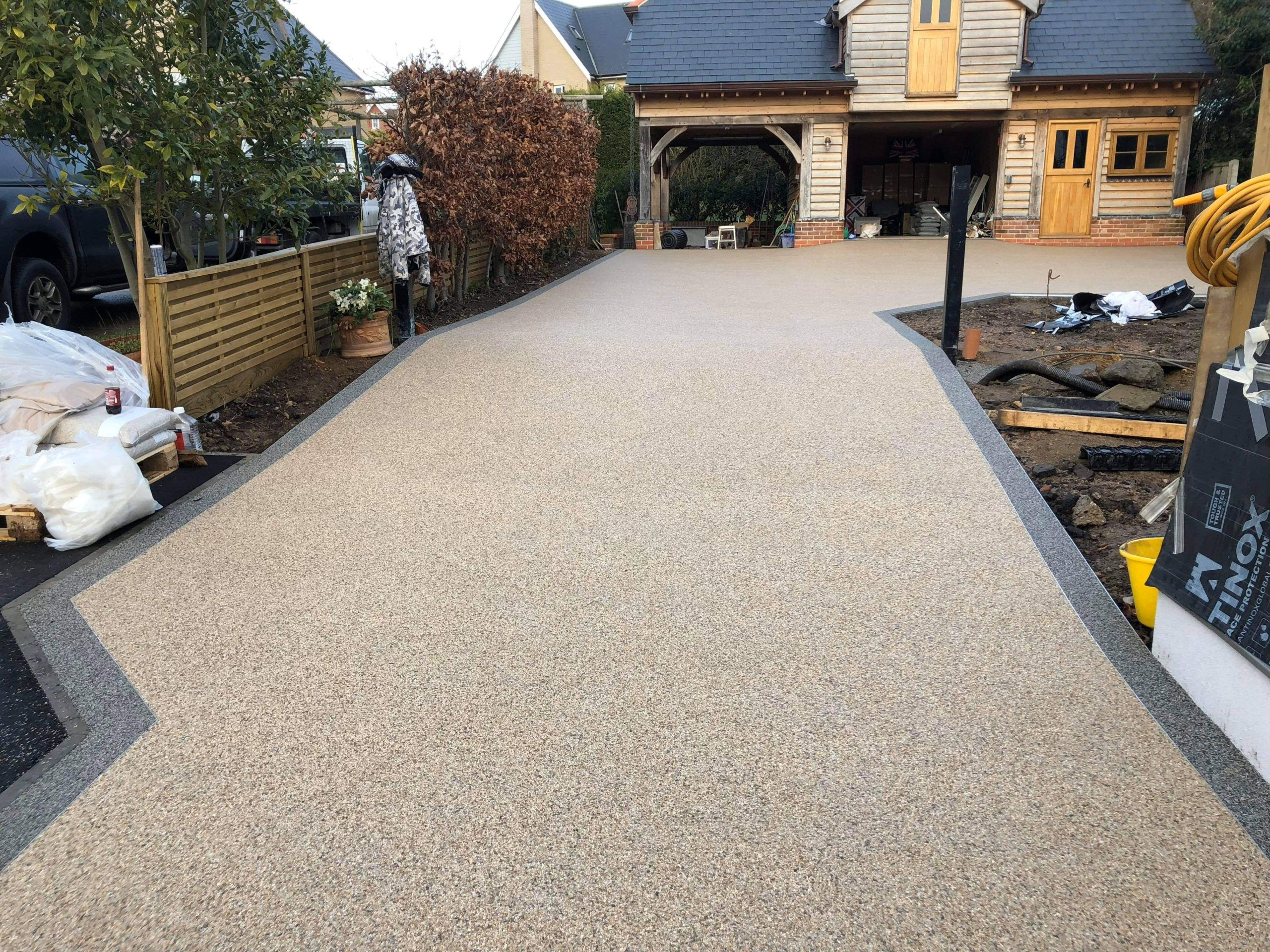 resin bound drive Essex
