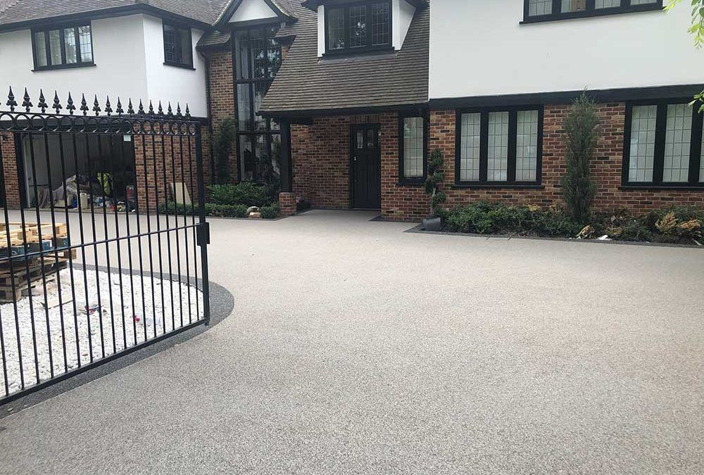 Will Resin Bound Driveways Melt in the Summer?