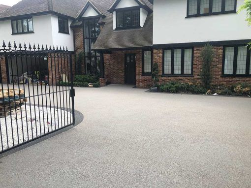 Hutton Mount Driveway, Brentwood