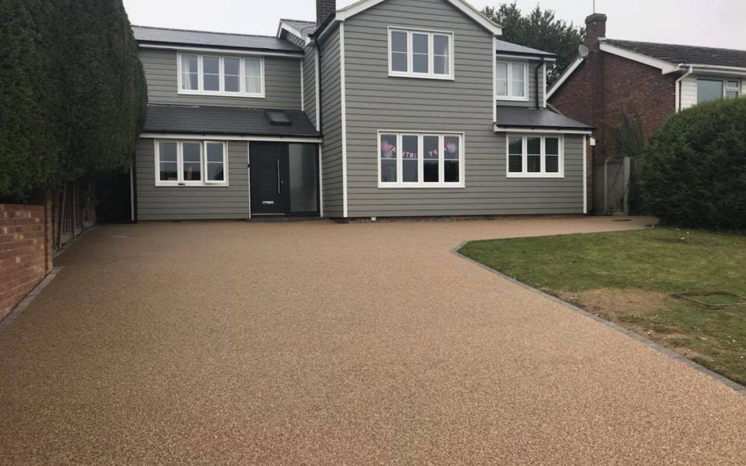 How Much Does a Resin Bound Driveway Cost?