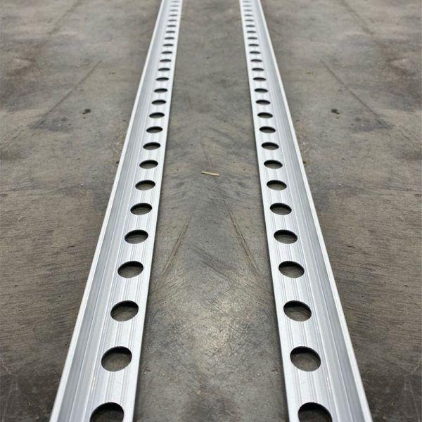 Straight Aluminium Trims