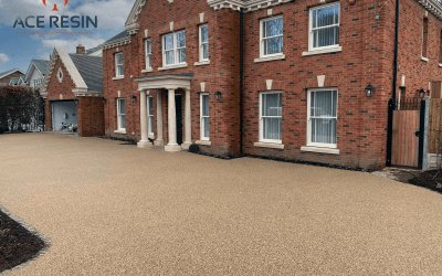 The Pros and Cons of Resin Driveways